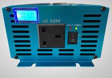 Car 4000W Peak 2000W Pure Sine Wave power inverter converter DC 12V TO AC 240V