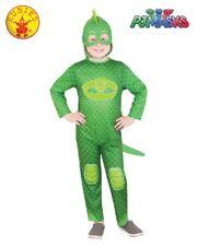 PJ Masks Gekko Glow in The Dark Costume Child - 3 to 5 Years