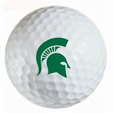 Michigan State Titleist ProV1 Refinished NCAA Golf Balls 12 pack