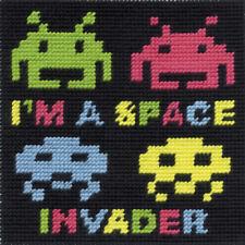 DMC Tapestry Kit-SPACE invasore-ck040