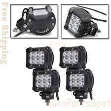 4x LED Work Light Bumper Lamps Fog Lights 4x4 Jeep Truck offroad ATV SUV FL7103