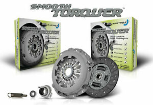 Blusteele Clutch Kit for Peugeot 206 GTi 2.0 Ltr 16V MPFI EW10J4 10/1999-3/2004