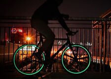 D Lights Bike style & safety wheel light uv led rims bike cycle fixie gear road