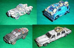 Post Apocalypse 25mm resin or metal Vehicles Car Wars/Gaslands etc