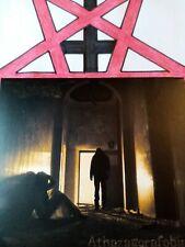 EYELESSIGHT  (ITA)  Athazagorafobia   DIGI  Black Metal CD