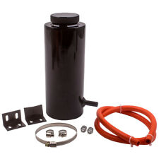 Universal Radiator Coolant Oil Catch Tank Overflow Reservoir Hose Kit 800ml