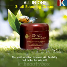 ALL IN ONE SNAIL CREAM Acne & Blemish Treatments Snail Reparing Cream 100g