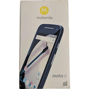 Motorola Moto E (2nd Generation) 8GB + 1GB White Factory Unlocked 4G/LTE GSM