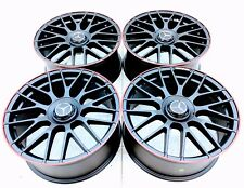 "19"" 19 Inch New Mercedes-Benz AMG Red Line AMG Replica Wheels Rims C Class Set 4"