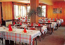 BR26852 Ballon d alsace Salle a manger et Bar du Restaurant de la efrme France