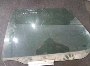 USED Genuine Door-Drop Glassrear left for SAAB 900 1995 #192139-22