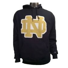 724e866a0c0 Notre Dame Fighting Irish Champion PowerBlend Eco Fleece Big Logo L Hoodie