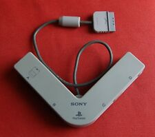 Official Sony Playstation 1 Multitap 4 Way Controller Adaptor - PS1 - SCPH-1070