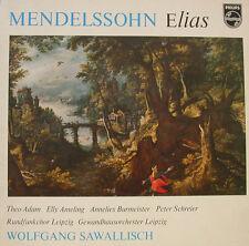 MENDELSSOHN ELIAS - ADAM-AMELING-BURMEISTER WOLFGANG SAWALLISCH 3LP-BOX (d502)