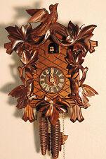 Schwarzwälder Kuckucksuhr 30cm NEU  1-17-2 Black Forest Cuckoo clock