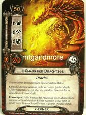 Lord of the Rings LCG - 1x Smaug the Magnificent #041 - on the Doorstep