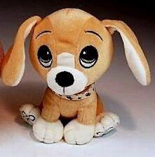 Plüschtier, Schmusehund, süßer Chihuahua, braun, ca. 19 cm groß