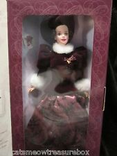 Barbie Doll Hallmark Special Edition Holiday Homecoming Collector Series 1996