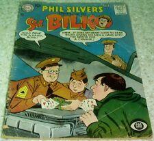 Sgt. Bilko 6, Vg (4.0) 1958 Dc, 40% off Guide!
