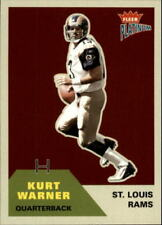 2002 Fleer Platinum Football Base Singles (Pick Your Cards)