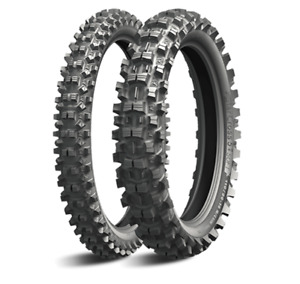MICHELIN Starcross 5 80/100-21 Front + 120/90-18 Rear Medium Combo