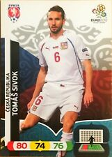 5 Tomáš Sivok - UEFA EURO 2012 ADRENALYN XL PANINI (10)