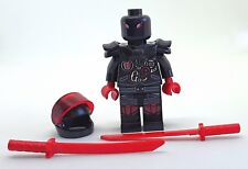 MR. E  NINJAGO SONS GARMADON  MINIFIGURA ideal LEGO MOVIE DIORAMAS
