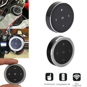Bluetooth Media Audio Music Remote Control Button Car 20 Wheel Steering Bik F5V8