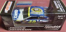 1/64  ACTION 2016 , #48, LOWE'S, 7X CHAMPION, #48, JIMMIE JOHNSON