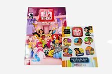 2019 D23 Expo Dark Horse Ralph Breaks The Internet Comic + Pin Set - SIGNED!!!
