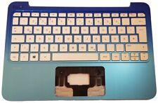 Original Deutsch QWERTZ Palmrest mit Tastatur HP STREAM 11-D