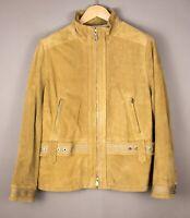 Bogner Damen Ziege Leder Freizeit Jacke Größe 44 (XL) US: 14 APZ75