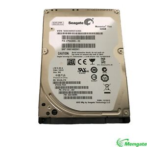 "Seagate Momentus Thin ST320LT020 320GB 7mm SATA 3Gb/s 2.5"" Hard Drive"