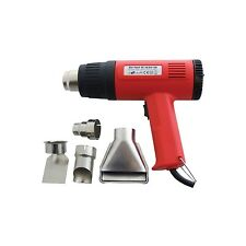 1 x 1500W HOT AIR GUN + 4 NOZZLE PAINT STRIPPER STRIPPING HEAT SHRINK POWER TOOL