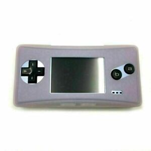 TPU Transparent Case Cover For Gameboy Micro GBM Protective Housing Shell