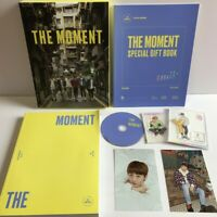 EXO THE MOMENT THE FIRST PHOTOBOOK 2018 JBJ IN MACAU / Special Gift Book