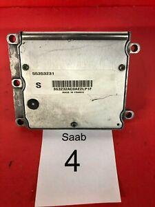 B4 03-09 Saab 9-3 2.0 Engine Computer 55353231 OEM