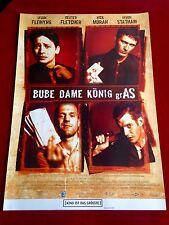 Bube Dame König Gras Kinoplakat Poster A1, Jason Statham, Vinnie Jones