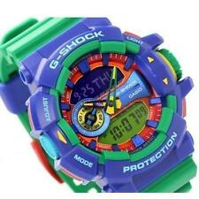 Casio Original New G-Shock GA-400-2A Multicolor Diver Mens Watch Digital GA-400