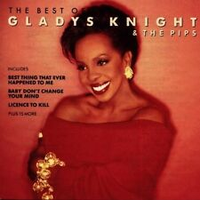 Gladys Knight & The Pips Best of (18 tracks) [CD]