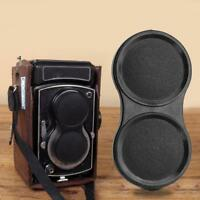 Bay Objektivdeckel für Rollei Rolleiflex T Yashica 124 Minolta autocaord Sc E7X9