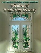 Windows of Enduring Beauty Stained Glass Book, Books