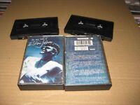 Elton John Spanish 2 X Cassette the Very Best Of