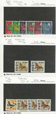 Vietnam, Postage Stamp, #J1-6, J15-6, J21-4 Most Mint NH, 1952-74, JFZ