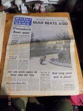 Motor Cycle News/7,2,1968/British 250 MX-GP/Spanish GP/Ossa 250 racer