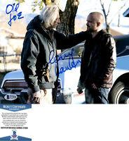 Larry Hankin Signed 8x10 Photo Breaking Bad + Old Joe Inscription w/Beckett COA