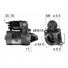 MOTORINO AVVIAMENTO FIAT SEICENTO / 600 (187_) 1.1 (187AXB, 187AXB1A) 40KW 54CV