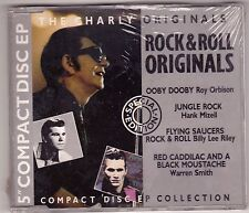 Roy Orbison/Billy Lee Riley+ - Rock & Roll Originals - Charly Records CD