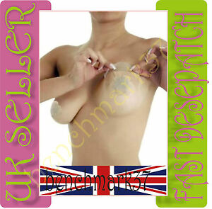 STRAPLESS BRA BACKLESS TAPE LARGER D CUP