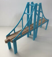 THOMAS THE TANK ENGINE & FRIENDS Bridge Section Wooden Track Two Piece